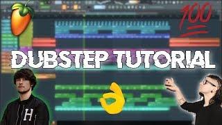 HOW TO MAKE DUBSTEP LIKE THE PROS [FL STUDIO] (VIRTUAL RIOT/PANDA EYES)