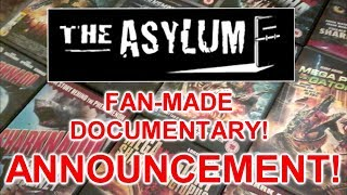 CALLING ALL ASYLUM FANS! I NEED YOUR HELP!!!
