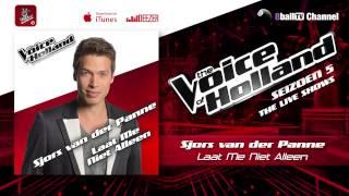 Sjors van der Panne - Laat Me Niet Alleen (The voice of Holland 2014 Live show 3 Audio)