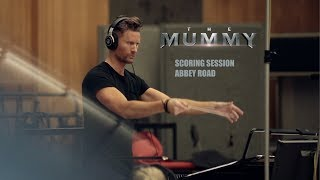 "Brian Tyler conducts ""Secret of the Mummy"" (The Mummy) [SCORING SESSION]"