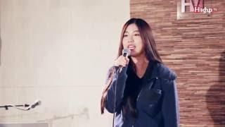 일반인 고등학생이 부른 효린-널 사랑하겠어 커버(cover) 영상