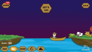 Puzzle | Brain Train | Check/Improve IQ| Intelligence Quest| River IQ cheat Chapter-1 | Puzzle