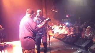 Wiilie D, Bushwick Bill, & Scarface plays guitar!