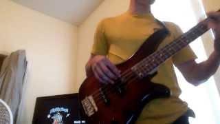 Slightly Stoopid - Marijuana Ft. Don Carlos (Bass Cover)