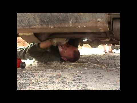 Impala Adventures – Second Breakdown – Morocco 08/10/2006