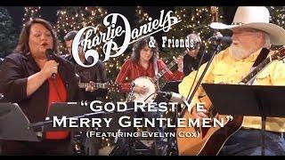 God Rest Ye Merry Gentlemen (Live) - Charlie Daniels & Evelyn Cox