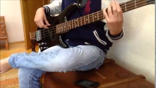 AC/DC T.N.T (Bass cover)