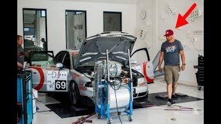 JP Performance - Audi A4 B5 auf dem Prüfstand! - 2.2L 5 Zylinder Turbo   Zu viel Drehmoment!