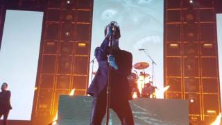 Panic! At The Disco live Emperor's New Clothes April 8, 2017 Memphis, Tennessee