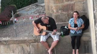 Svařené víno červené - Praha Prague Praga - Charles Bridge