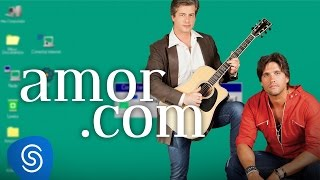 Victor & Leo - Amor.com - Lyric Video