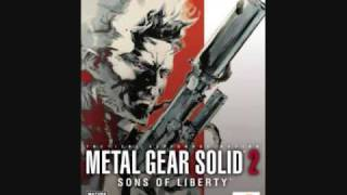 Metal Gear Solid 2 Sons of Liberty Music: Twilight Sniping