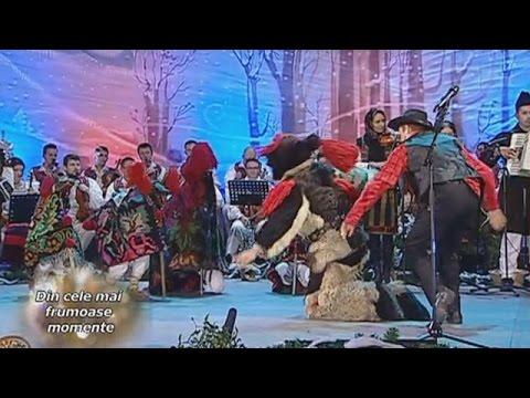 Ansamblul de Datini şi Obiceiuri din Ciocăneşti - Jocul Ursului de Anul Nou