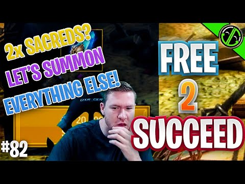 2x Sacreds But We Get Amazing Pulls Without Them | Free 2 Succeed - EPISODE 82