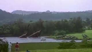 Jurassic park theme fail :v