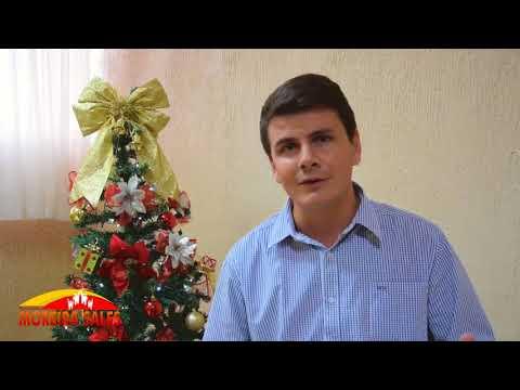 Menagem de Natal do Prefeito de Moreira Sales Rafael Bolacha - Cidade Portal