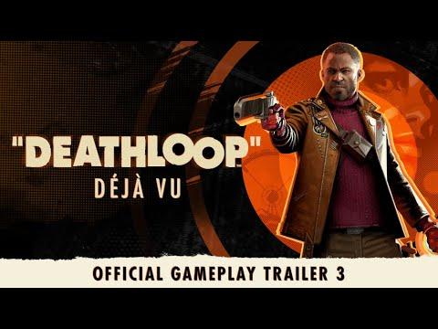 WTFF::: Deathloop \'Deja Vu\' trailer, screenshots