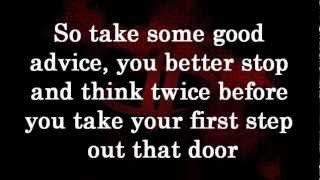 Drowning Pool - Step Up (Lyrics).wmv