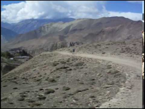 Muktinath and down