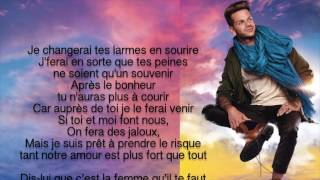Keen'v Featuring Glory - Celle qu'il te faut ( video lyrics )