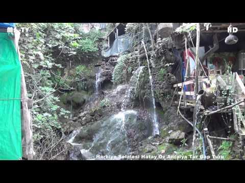 Harbiye Şelalesi Hatay Öz Antalya Tur Gap Turu Falls of Harbiye/War