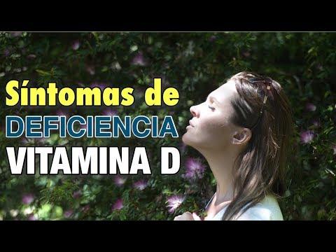 Cuáles son los Síntomas de la Falta de Vitamina D - Vídeoídeo