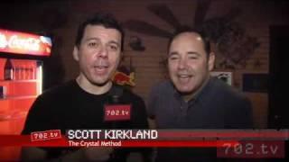 The Crystal Method live in Las Vegas