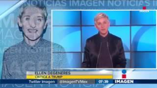Dory logró cruzar los muros con ayuda de todos: Ellen