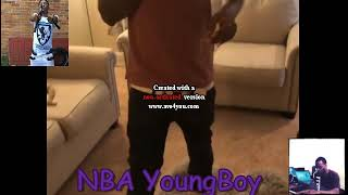 NBA YoungBoy Talks about Letter To Gee Money