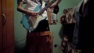 Arma-Goddamn-Motherfuckin-Geddon-guitar cover