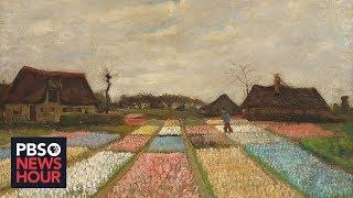 How van Gogh became van Gogh: Rare show presents artist alongside those who inspired him