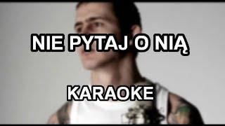 Eldo - Nie pytaj o nią [karaoke/instrumental] - Polinstrumentalista