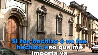 Ana Gabriel - Hechizo (Karaoke)