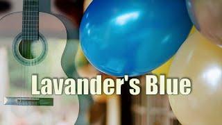 Lavander's Blue - Acoustic Guitar, Classic Fingerstyle