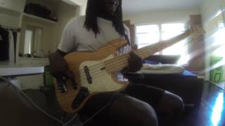 "Bass Solo - The Main Squeeze ""Make A Move"""