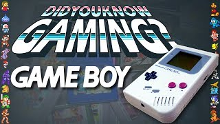 Game Boy - Did You Know Gaming? Feat. Jake of Vsauce3