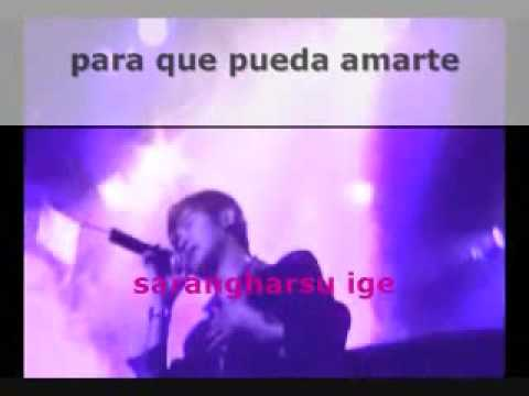 Forever En Espanol de Ahn Jae Wook Letra y Video