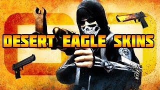 CS GO Top 10 Desert Eagle Skins