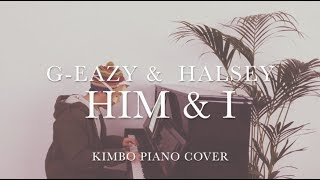 G-Eazy & Halsey - Him & I (Piano Cover) [+Sheets]