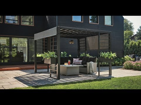 New Patio Furniture, Modern Gazebos & Outdoor Decorating Trends For 201