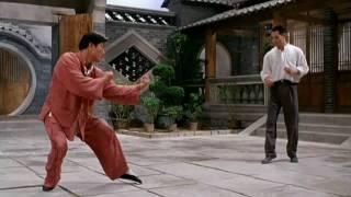Jet Li VS Wu Shu Master width=