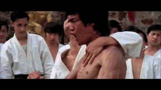 Bruce Lee in The End
