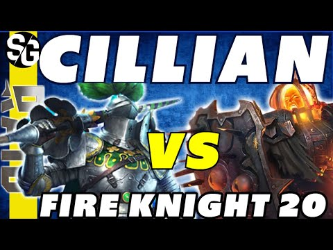 RAID SHADOW LEGENDS | CILLIAN VS FIRE KNIGHT 20