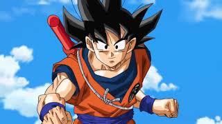 Goku super saiyan bloom