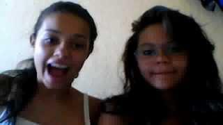 Vídeo da webcam três garotas ! 26 de janeiro de 2013