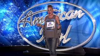"""American Idol Audition - Amy Winehouse's """"Rehab"""" cover by Cherry Lemonade"""