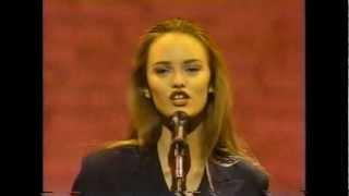Vanessa Paradis ''Tandem'' - à New-York, 1990