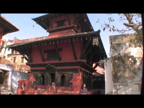 Varanasi Nepal Temple in India
