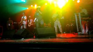 One Love - Bob Marley Cover (Ponto de Equilibrio) HD ao vivo