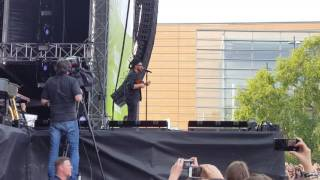 Matt Simons - Catch and Release Live in Hannover @ N-Joy Starshow (28.05.2016)